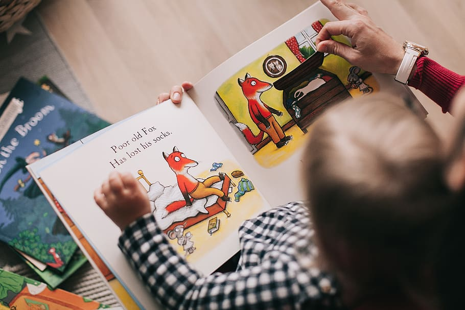 WHY DOESN'T MY CHILD LIKE TO READ?